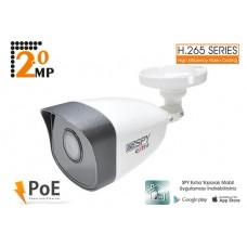 SP-EX1024G0E-I 2.0 MP H265 BULLET KAMERA